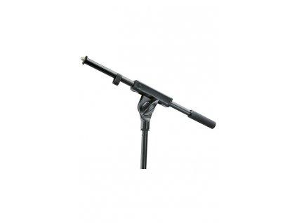 K&M 21160 Boom arm black