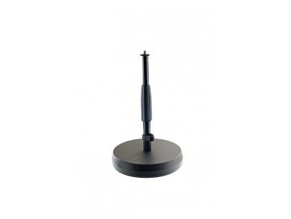K&M 23325 Table- /Floor microphone stand black