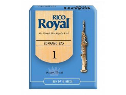 RICO RIB1015 ROYAL soprán saxofon, 1.5