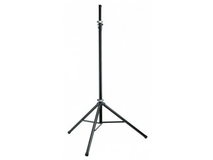 K&M 24625 Lighting stand black anodized