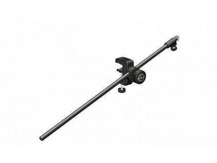 K&M 258 Table microphone clamp black