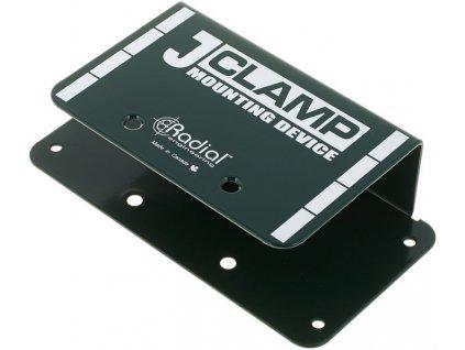 Radial J-Clamp