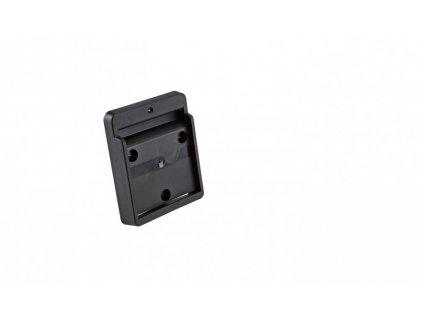 K&M 44060 Adapter for product holder black