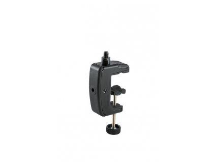 "K&M 23720 Table clamp black 3/8"""