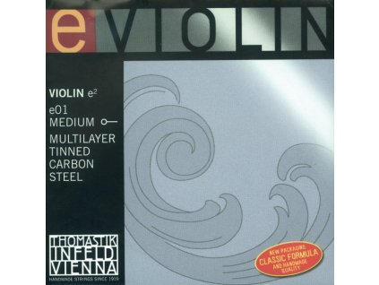Thomastik Strings For Violin Violine special program Medium