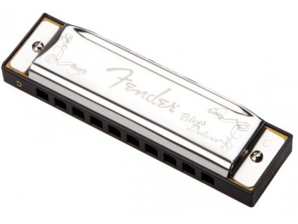Fender Blues Deluxe Harmonica, Key of G