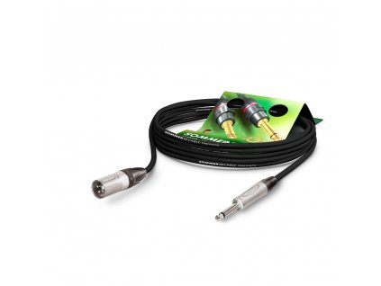 Sommer Cable MC The Stage, Black, 10,00m