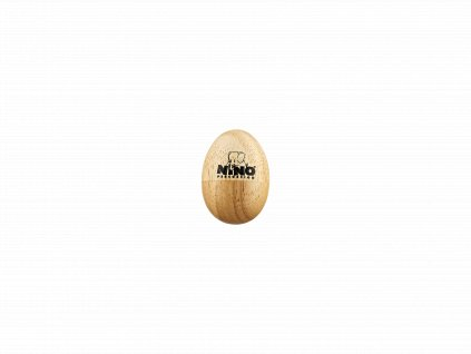 NINO WOOD EGG-SHAKER, SMALL