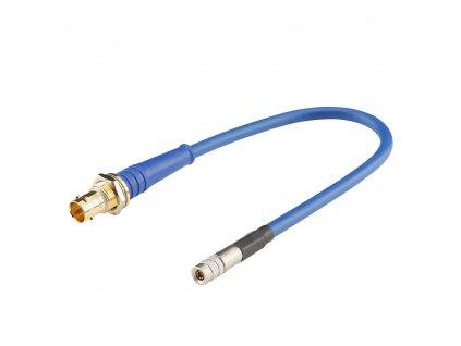 Sommer Cable VTBER; BNC / DIN; 0,2m; Blue