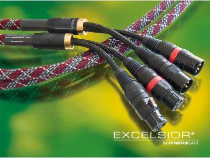 Sommer Cable Excelsior classique XLR 1, 1,00m
