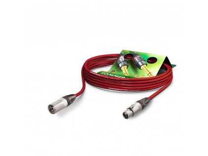 Sommer Cable MC The Stage, Red, 15,00m