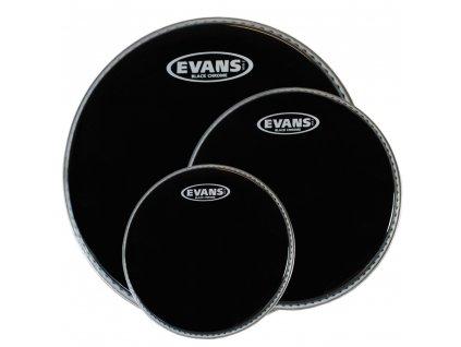 EVANS TOMPACK: BLACK CHROME - FSN