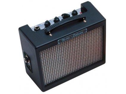 Fender MD20 Mini Deluxe Amplifier, Black