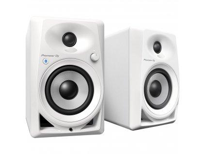 pioneer dj dm 40bt w 4 bluetooth desktop monitor 1371098