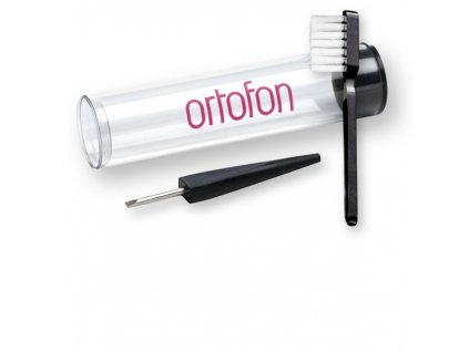 ORTOFON DJ DJ- maintenance set 1 stylus brush and 1 screwdriver