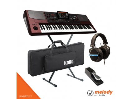 Korg PA1000 Luxury Set 2099eur