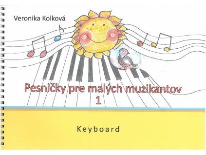 Veronika Kolková Pesničky pre malých muzikantov 1