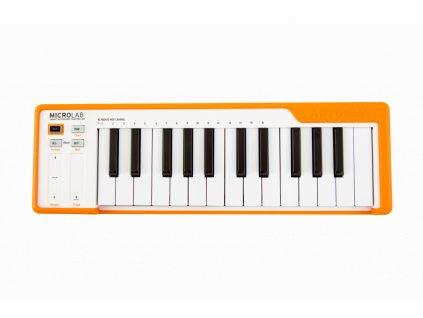 microlab orange top