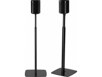 Flexson Adjustable Floor Stand for Sonos Play:1/One čierna