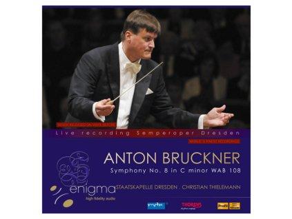Thorens Anton Bruckner Symphonie No. 8 2LP Album