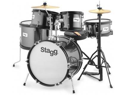 STAGG Junior TIM JR 5/16 BK Black