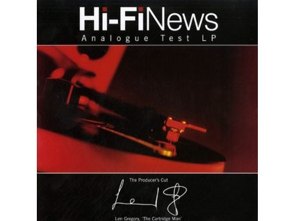 Hifi News Analogue Test LP