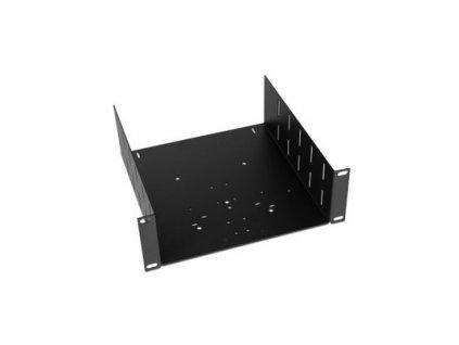 "Adam Hall 8655 9.5"" Rack Tray 2 U"