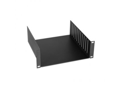 "Adam Hall 8657 9.5"" Rack Tray 2 U"
