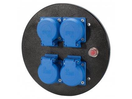 Sommer Cable 4-fach Steckdose 230V