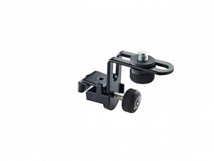 K&M 24030 Microphone holder for drums black