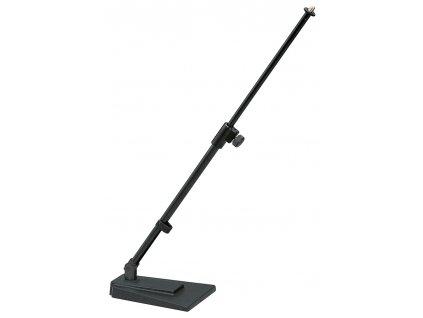 K&M 234 Table- /Floor microphone stand black