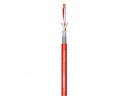 Sommer Cable Patch & Microphone Cable SC-Goblin Red