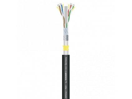 Sommer Cable Aqua Marinex Cat.6 Netzwerkkabel Black