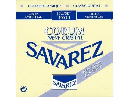 Savarez New Cristal Corum SA500CJ