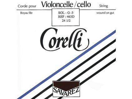 Corelli Strings For Cello Gut 19 1/2