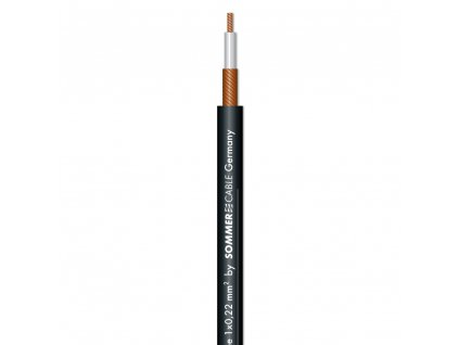 Sommer Cable Patch & Instrument Cable SC-Onyx Tynee, Black