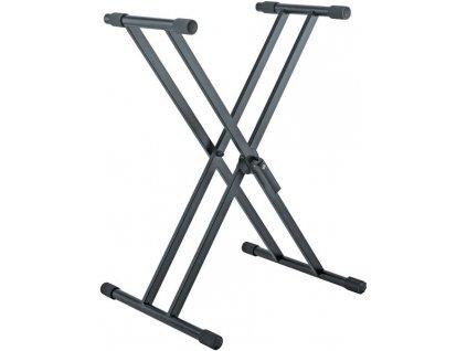 K&M 18990 Keyboard stand »Rick« black