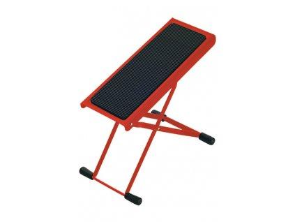 K&M 14670 Footrest red