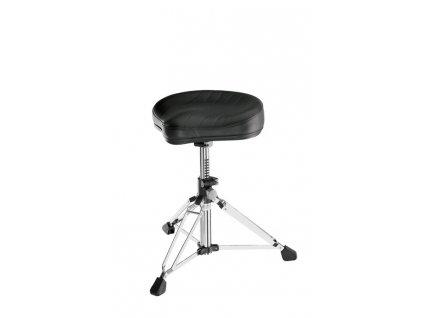 K&M 14000 Drummer's throne »Gomezz« chrome
