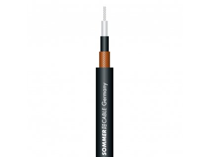 Sommer Cable Instrument Cable Tricone MKII, Black