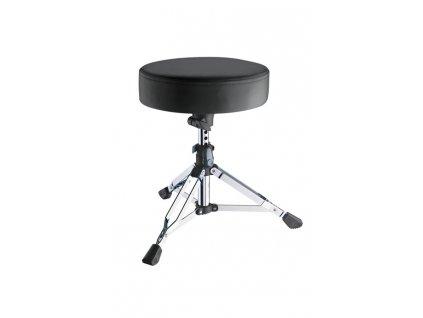 K&M 14010 Drummer's throne »Piccolino« chrome