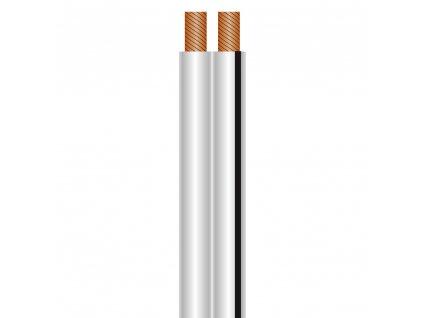 Sommer Cable SC-NYFAZ Speakerkabel 2x0,75 mm, White