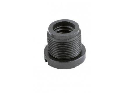 K&M 85045 Thread adapter black