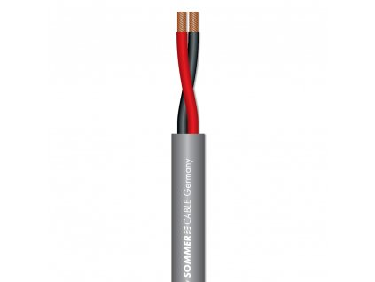 Sommer Cable MERIDIAN SP215 Loudspeaker Cable/dunkelGray