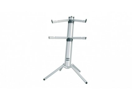 K&M 18860 Keyboard stand »Spider Pro« anodized aluminum