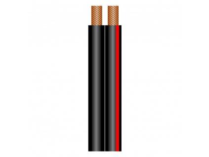 Sommer Cable SC-NYFAZ Speakerkabel 2x1,5mm, Black