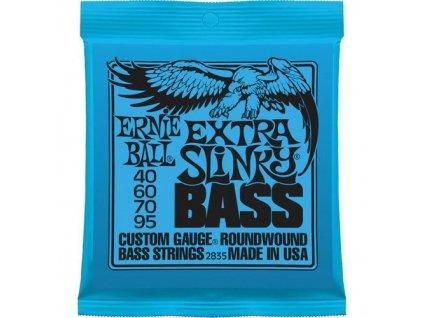 Ernie Ball 2835 Bass Extra Slinky 0.40-0.95