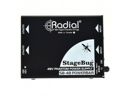 Radial StageBug SB-48 Phantom