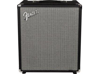 Fender Rumble 100 (V3), 230V EUR, Black/Silver