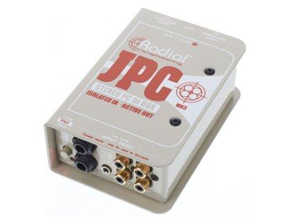 Radial JPC